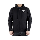 Gaya Entertainment Team Secret Logo Black Zip-Up Men's Hoodie