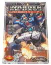 Hasbro Transformers PE-DX03 Warden Pocket Card Calendar, Year 2014
