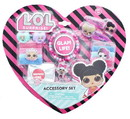 H.E.R. Accessories HER-1058-C LOL Suprise 14 Piece Hair and Jewelry Set