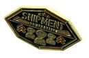 Huge Crate HGC-CODMW03-C Call of Duty Domination Pin Badge