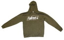 Huge Crate Fallout 4 Logo Adult Hoodie, Small