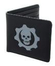 Huge Crate HGC-GW418-C Gears of War 4 Embossed Crimson Omen Logo Bi-Fold Wallet