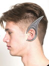 HMS Cosplay Flexi Ears Costume Accessory Long Demon Grey
