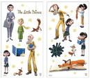 HaPe International INC The Little Prince Wall Stickers