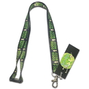 Hot Properties HTP-LANR184-C Rick and Morty Lanyard: Mr. Poopy Butthole