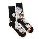 Hypnotic Socks Cuphead Bang Bang Cuphead & Mugman Men's Crew Socks