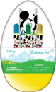 Innovative Designs IAD-5356-C Mickey Activity Egg Craft Kit, Coloring Pages, Stickers, Markers, Crayons
