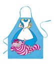 ICUP ICI-14667-C Disney Alice In Wonderland Alice Kid's Apron