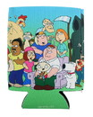 ICUP ICI-FGCZI-C Family Guy Group Cast Can Cooler