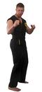 InCogneato ICN-10001 Karate Kid Cobra Kai Deluxe Adult Costume