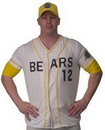 InCogneato Bad News Bears Deluxe Jersey Costume Adult