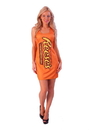 InCogneato Reese's Peanut Butter Cups Costume Adult Tank Dress Standard One Size Fits Most