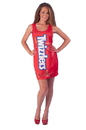 InCogneato Twizzlers Costume Teen Tank Dress Teen One Size Fits Most