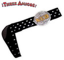 InCogneato ICN-30005-C The Three Amigos Belt Ned Nederlander Costume Belt One Size