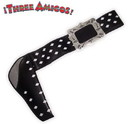 InCogneato ICN-30006-C The Three Amigos Belt Lucky Day Costume Belt One Size