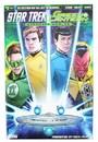 IDW Publishing IDW-01207-C Star Trek & Green Lantern Stanger Worlds Comic Book Issue # 1