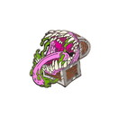 Imaginary People IMP-ADDG318MPN1-C Dungeons & Dragons Glow-in-the-Dark Mimic 1.5 Inch Enamel Collector Pin