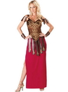Incharacter Gorgeous Gladiator Deluxe Adult Costume