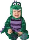 Incharacter Dinky Dino Costume Infant 6-12 Months