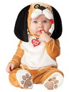 Incharacter Puppy Love Baby Costume Medium
