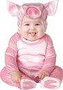 Incharacter This Lil' Piggy Costume Infant 6-12 Months