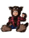 Incharacter Wee Werewolf Infant Costume