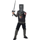 Incharacter Black Knight Zombie Child Costume