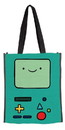 Just Funky Adventure Time Beemo Reusable Tote Bag
