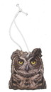 Just Funky Owl Vanilla Scented Hanging Air Freshener