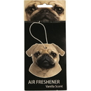 Just Funky Pug Vanilla Scented Hanging Air Freshener