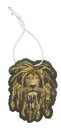 Just Funky Reggae Lion New Car Scent Hanging Air Freshener