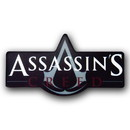 Just Funky Assassins Creed Logo 2