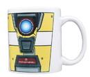 Just Funky JFL-BDLD-CMG-26637-C Borderlands Claptrap Augmented Reality 11oz Ceramic Coffee Mug