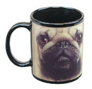Just Funky JFL-CMG-DOG-PUG-C Pug Face 11oz Coffe Mug