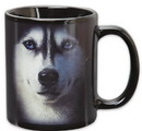 Just Funky JFL-CMG-DOGSIB-C Siberian Husky Face 11oz Coffe Mug