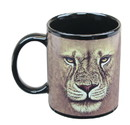 Just Funky JFL-CMG-LIOWIOR-C Lion Warrior 11oz Coffee Mug