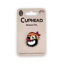 Just Funky Cuphead Pirate Boss Enamel Collector Pin