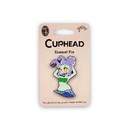 Just Funky Cuphead Medusa Enamel Collector Pin