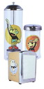 Cuphead Retro Diner Set - Napkin Dispenser/ Sugar Shaker/ Straw Canister