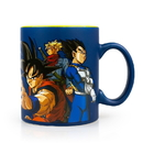 Just Funky Dragon Ball Super Characters 16oz Ceramic Coffee Mug
