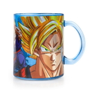 Just Funky Dragon Ball Z Cast 20oz Ceramic Coffee Mug