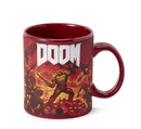Just Funky JFL-DOOM-CMG-11504-C DOOM Doomslayer 16oz Ceramic Coffee Mug