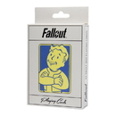 Just Funky Fallout Vault Boy Playing Cards