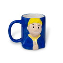 Just Funky JFL-FALL-CMG-8294-JFC-C Fallout Vault Boy Thumbs Up 20oz 3D Coffee Mug