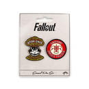 Just Funky Fallout Atom Cats and Red Rocket Enamel Pin 2-Pack (SDCC'18 Exclusive)