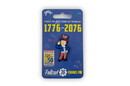 Just Funky Fallout 76 Tri-Centennial Celebration Pin - Uncle Sam Vault Boy Enamel Pin