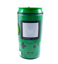 Just Funky Nintendo Green Game Boy 10oz Plastic Travel Can