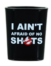 Just Funky Ghostbusters I Ain't Afraid Of No Shots 1.5oz Square Shot Glass