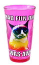 Just Funky JFL-GCGLS4746-C Grumpy Cat Fun 16oz Pint Glass