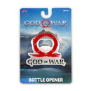 Just Funky God of War (2018) Logo Metal Bottle Opener